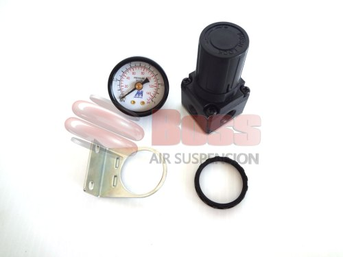 Mini Regulator with Gauge