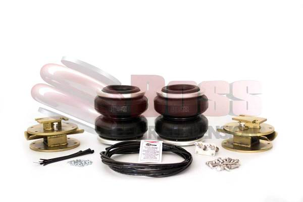 Mazda B Series Airbag Suspension