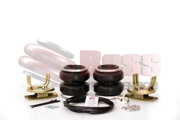 Mitsubishi Triton Load Assist Kit