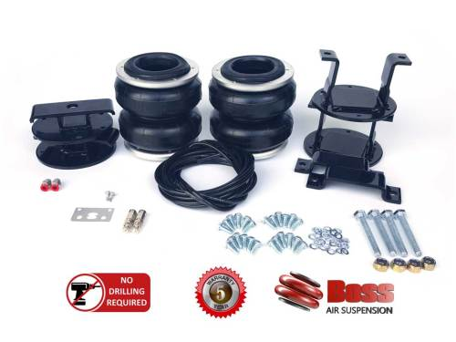 Nissan D40 Load Assist Kit