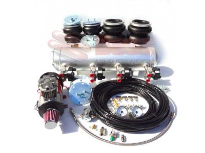 Full Airbag Suspension Kit