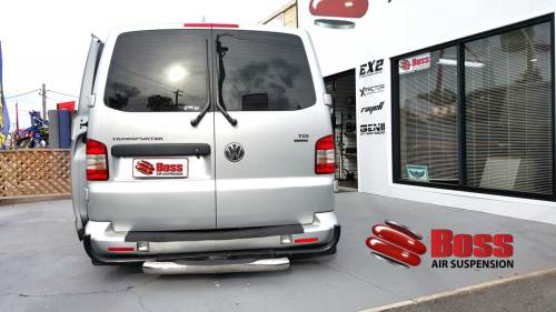 VW T5 Van Suspension