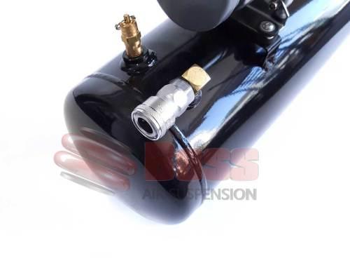 12v compressor tank combo