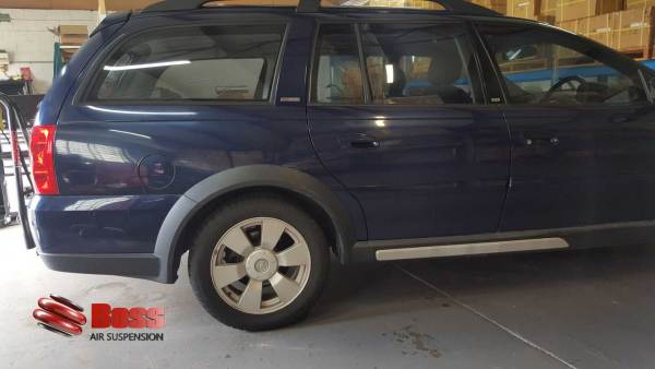 Holden Adventra Air Suspension