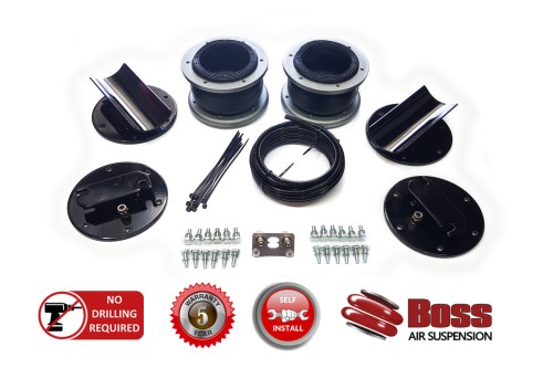 Ford Falcon XR6 XR8 airbag suspension