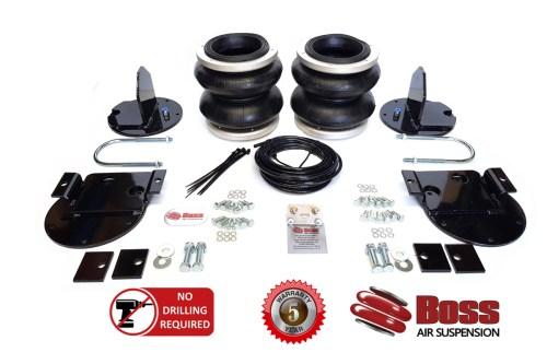 Chev GMC Silverado 1500 2007 to 2017 Airbag Kit