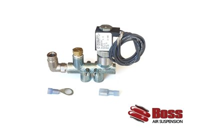 Arnott Air distribution valve