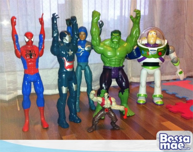 super-herói morre