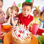 Como preparar festa de aniversário de criança em 30 dias