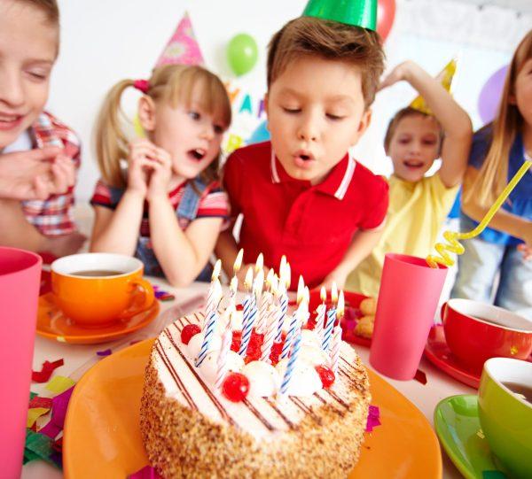 festa de aniversário