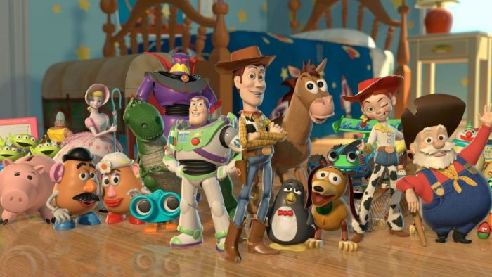 filmes infantis toy story