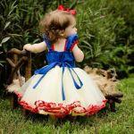 Qual a melhor roupa para vestir a criança no aniversário?
