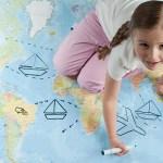 Vamos para a Europa com as crianças
