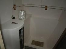 Main head (bathroom) furniture