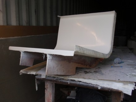 moulds being made