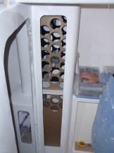 Wine rack ... finished!