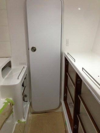 Cabin doors & rails