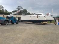 Yaringa Boat Harbour ramp ...
