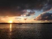 Sunset last night ... stunning!