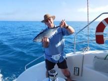 Greg the fisherman.