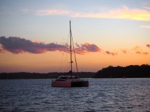 Chances at sunset