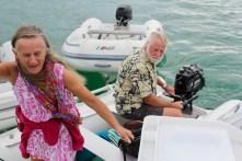 Toni & Ron from Cruising Kitty
