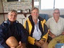 The crew! Jim, Neville & Greg.