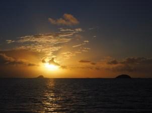 Supply Bay at sunset ... so calm!
