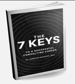 E-book: 7 Keys To A Successful Consulting Career
