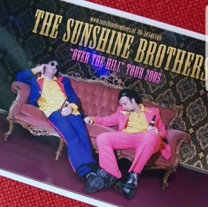 the sunshinebrothers draaien al je verzoekjes in hun levende jukebox