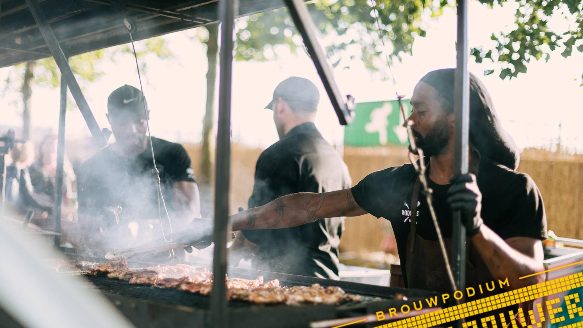 vlam in de pijp foodtruck festival