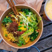 11x Lunch afhalen / thuisbezorgd hotspots in Den Bosch