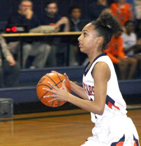 Photo gallery: Cope vs. Haughton eighth-grade girls ...