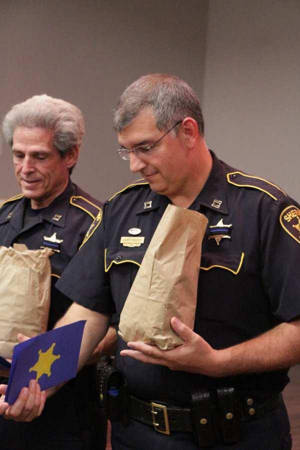 Law enforcement officers receive 'sweet' thanks | Bossier ...