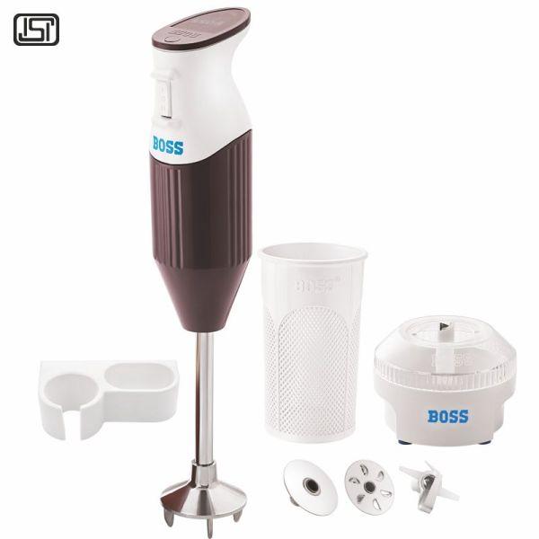 BOSS Big Boss Portable Blender with 110 Volts (American Plug)