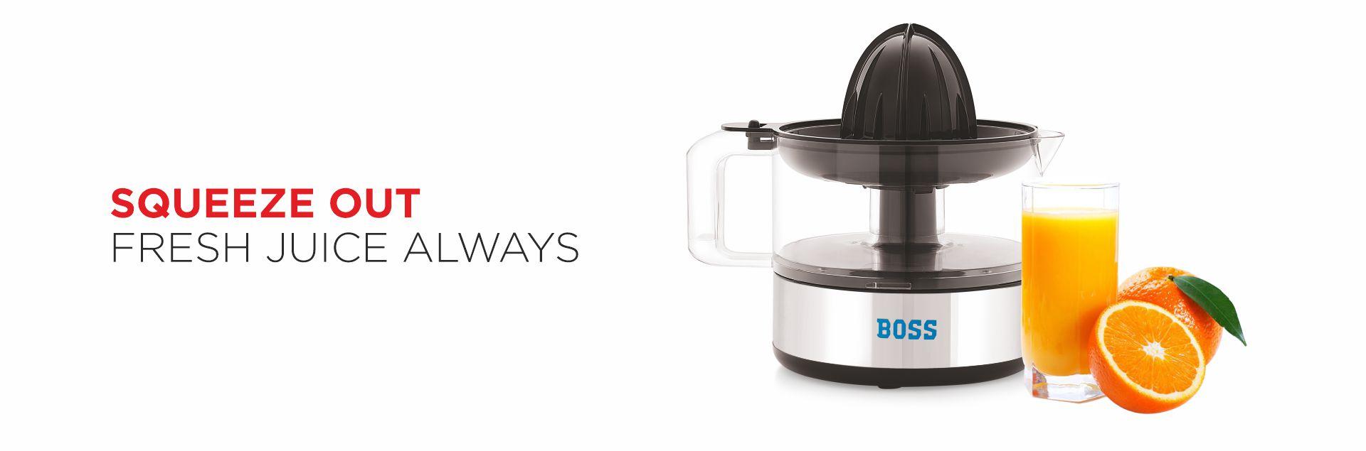 BOSS Portable Blender