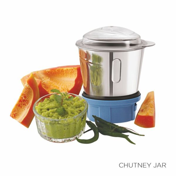 BOSS Excel Pro Mixer Grinder with 110 Volts (American Plug)
