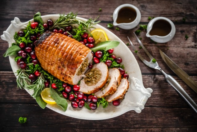 Thanksgiving and Christmas Keto Dishes