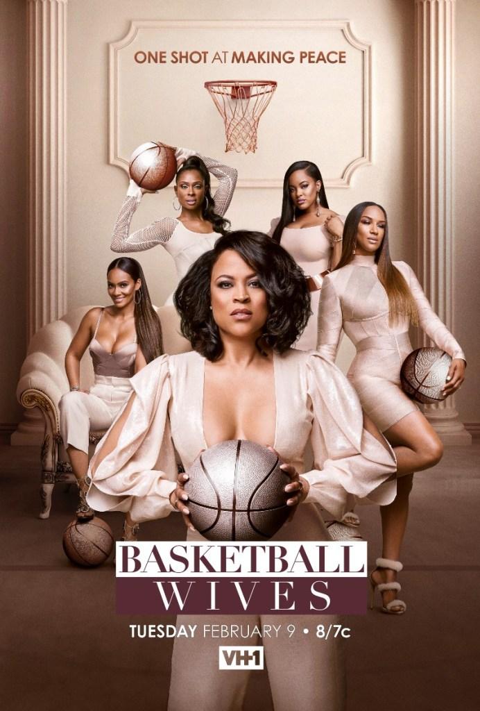 Basketball Wives Key Art For New Season