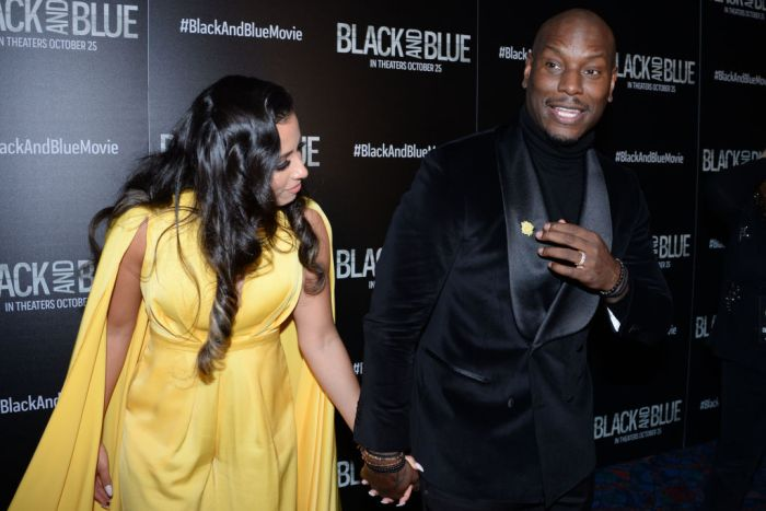 """Screen Gems Hosts A Special Screening Of """"Black And Blue"""""""