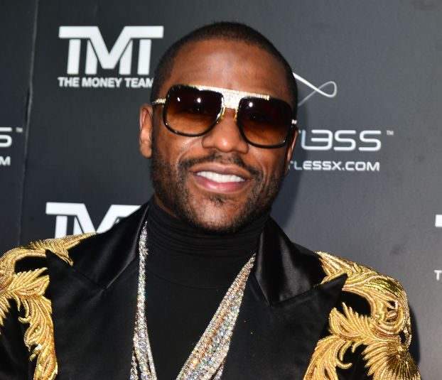 Floyd Mayweather Futuristic 44th Birthday Extravaganza - Birthday Party