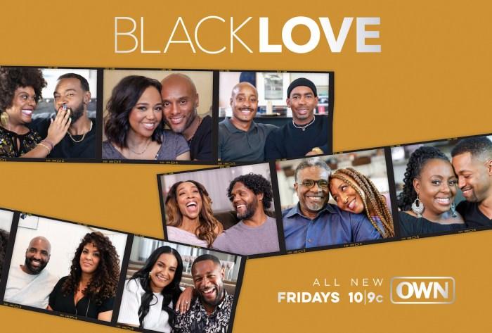 Black Love Key Art