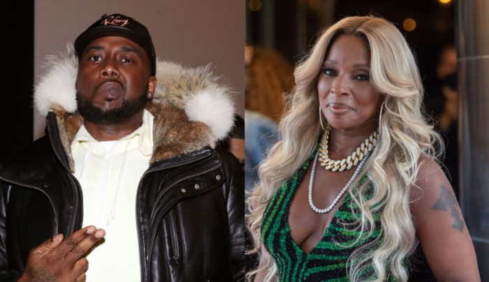 Conway The Machine and Mary J Blige