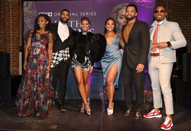 """Premiere Screening For The New BET+ And Tyler Perry Studios' Scripted Series """"All The Queen's Men"""""""