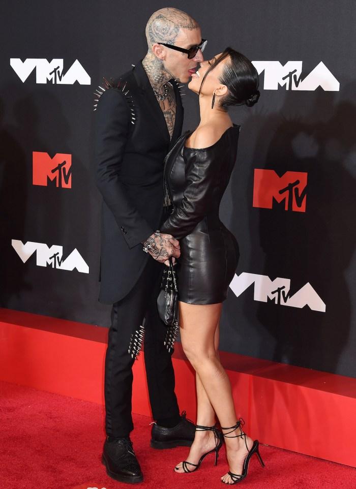 Megan Fox and Kourtney Kardashian
