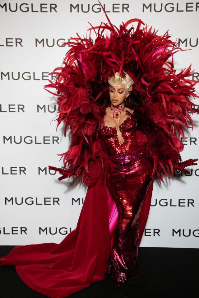 """Thierry Mugler : Couturissime"" Photocall - Paris Fashion Week - Womenswear Spring Summer 2022"