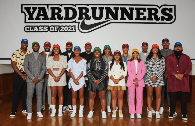 Nike Yardrunners campaign