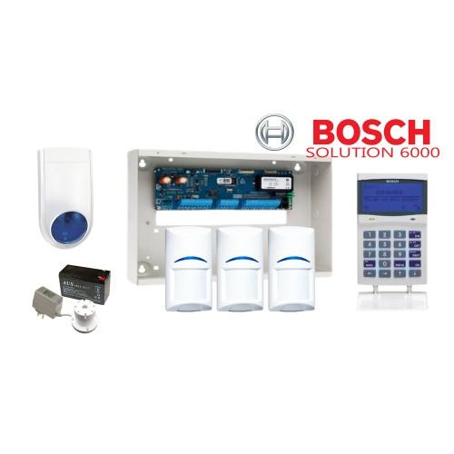 Bosch Security Alarm 6000