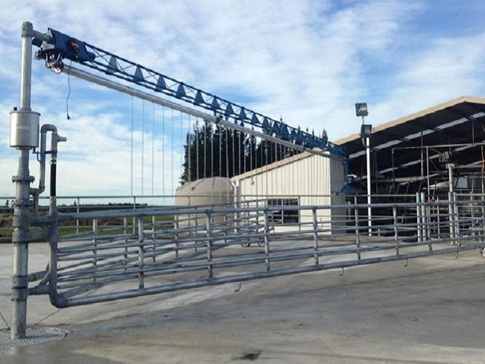 dairying gates engineering