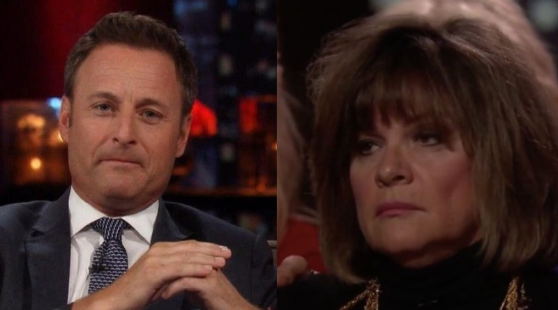 Chris Harrison Was Shocked & Saddened By Barbara's Behavior at The Finale